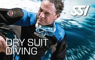 Dry Suite Diving
